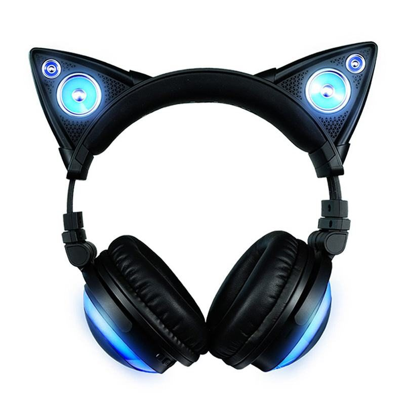 Наушники Cat ear headphones