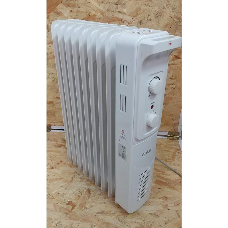 Батарея маслянная blyss HD943 BQ