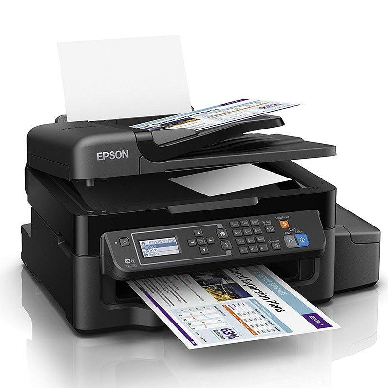 Принтер Epson EcoTank ET 4500 4 в1 LPNHE338913476