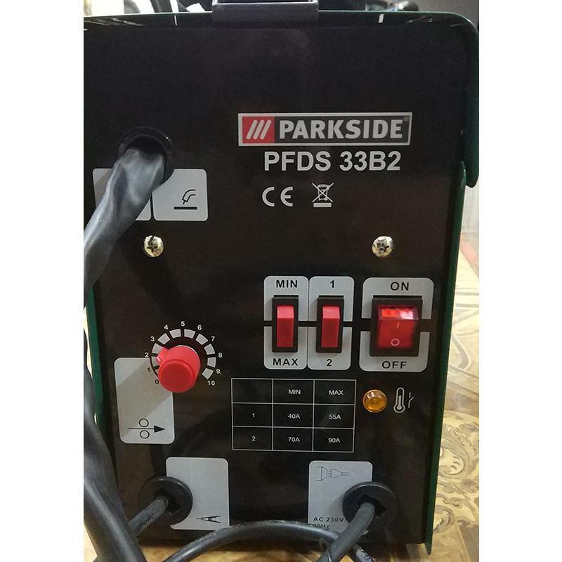 Сварочный полуавтомат Parkside PFDS 33 B2
