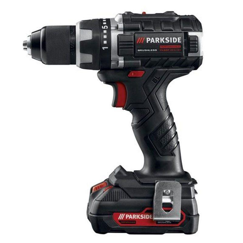 Дрель аккумуляторная Parkside PABSP 20-Li B2