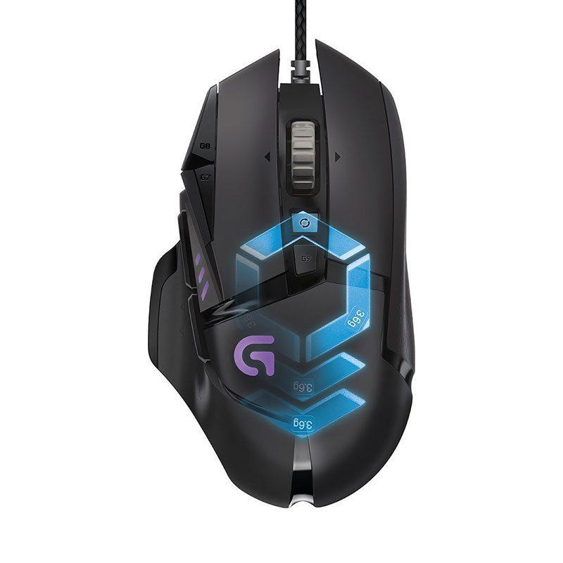 Компьютерная мышь Logitech G502 sn 1841LZ0MV378 LPNHE323577097
