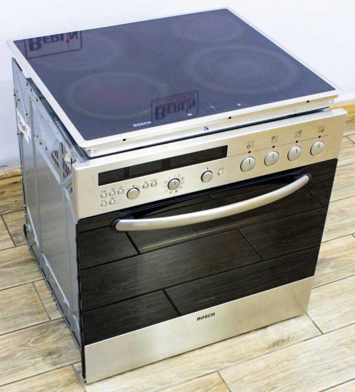 Электродуховка Bosch HEN675001