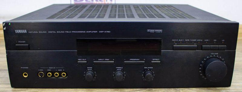 Усилитель Yamaha DSP A780