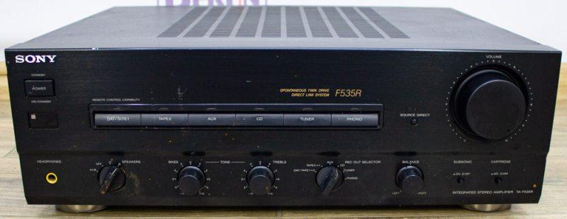 Усилитель Sony TA F535R