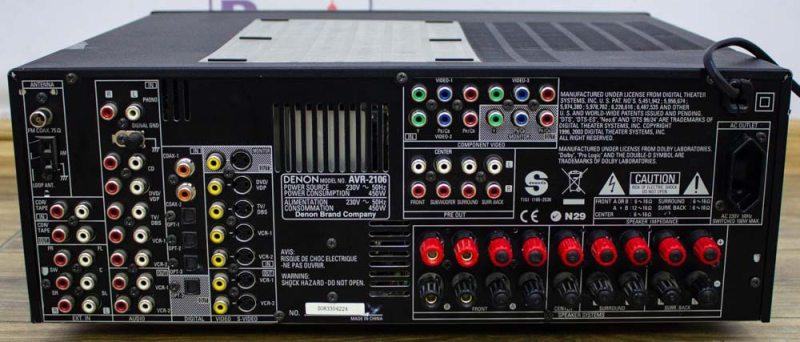 Усилитель Denon AVR-2106