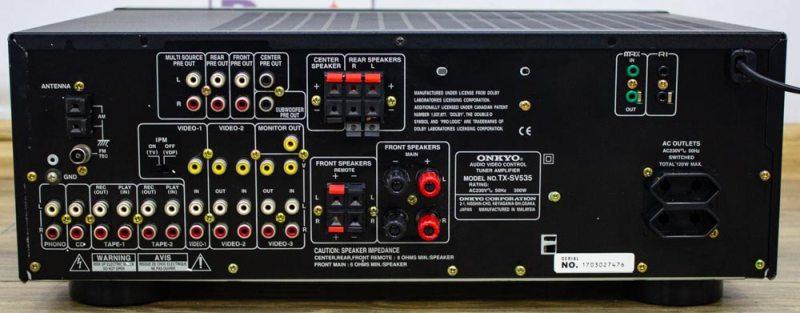 Усилитель Onkyo TX SV535