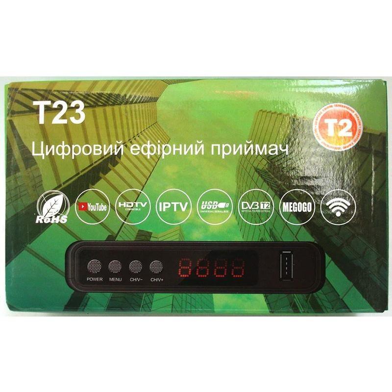Тюнер Т2 T23