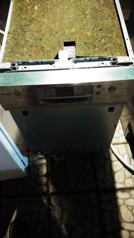 Посудомоечная машина Bosch SPI53M25EU 06