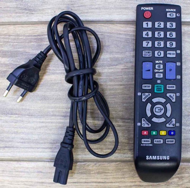 Телевизор 40 Samsung UE40D5003BW