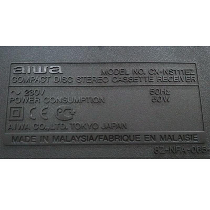 Музыкальный центр Aiwa CX-NS111EZ
