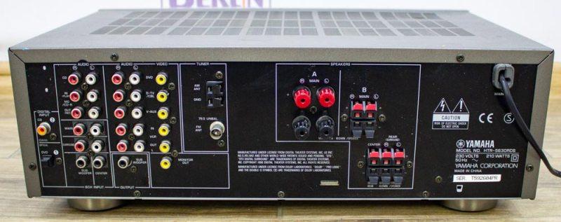 Усилитель Yamaha HTR 5630RDS