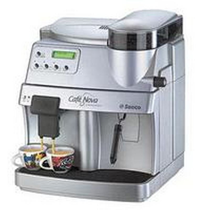 Кофе-машина Saeco Cafe Nova SUP018CDR