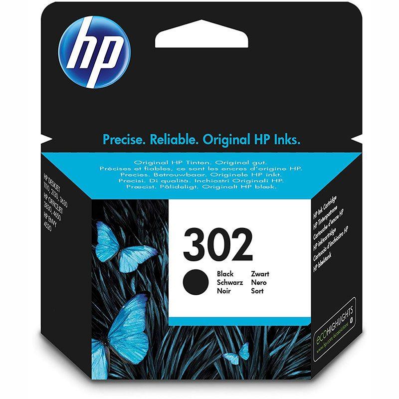 Картридж HP 302 для HP 1110, 2130, 3630, 3830, 4650, 5230, LPNHE316446119 - 1