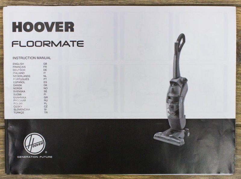 Пылесос вертикальный Hoover FL700 011 LPNHF000775300