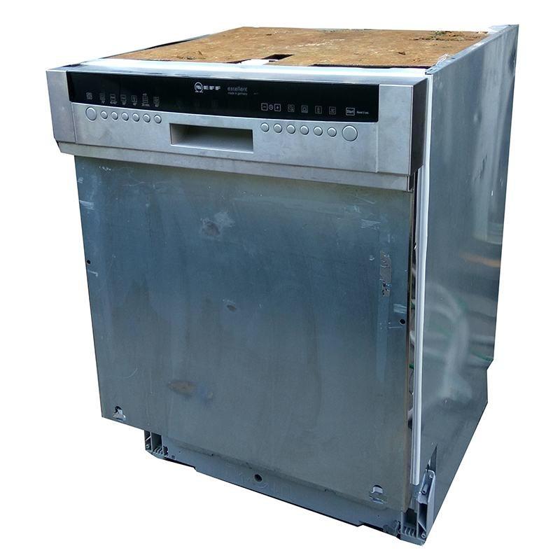 Посудомоечная машина Neff Excellent S41M86N2DE/08