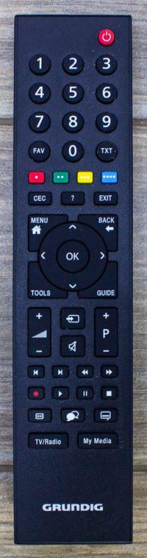 Телевизор 46 Grundig 46VLE8160BL