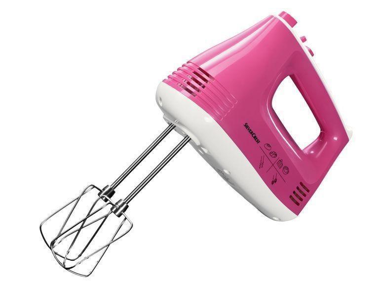 Миксер SilverCrest SHM 300 B1 Pink