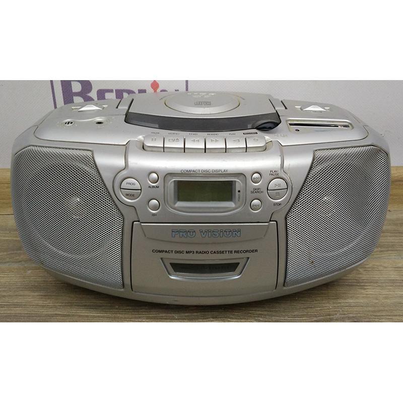 Магнитофон Pro Vision CD 102 MP3