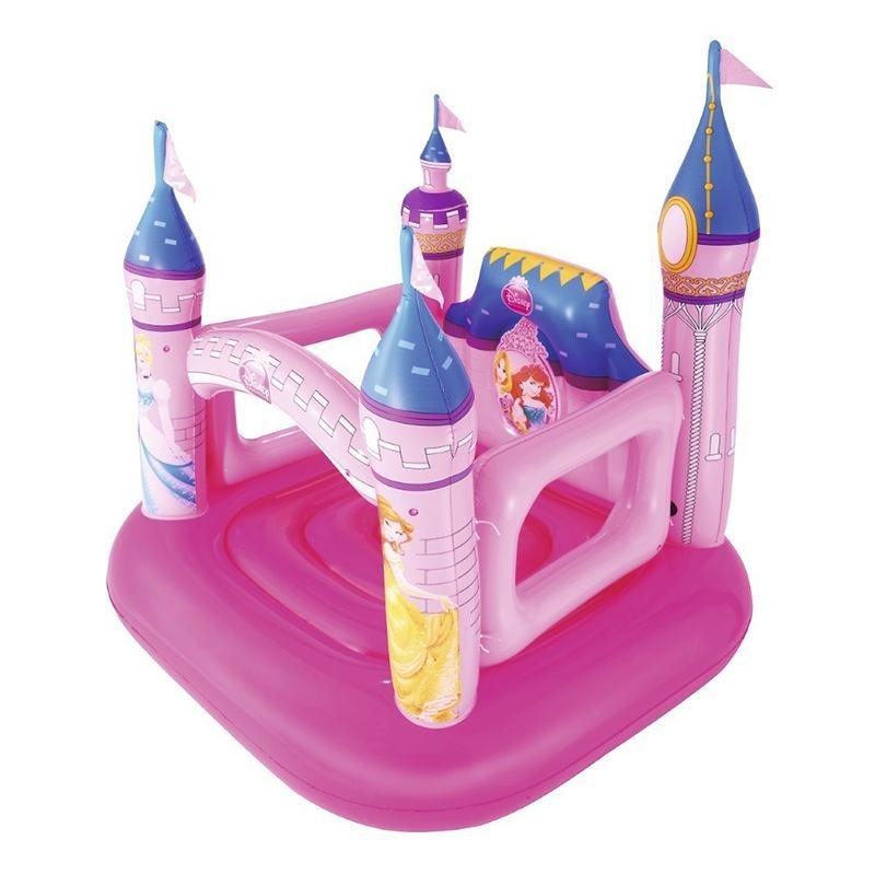 Надувной плот Disney Princess Bestway Bouncy Castle
