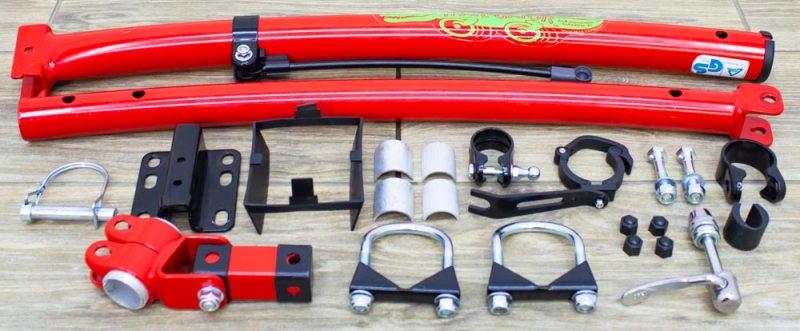 Соединитель для велосипедов Trail Gator 10210 LPNHE363303689