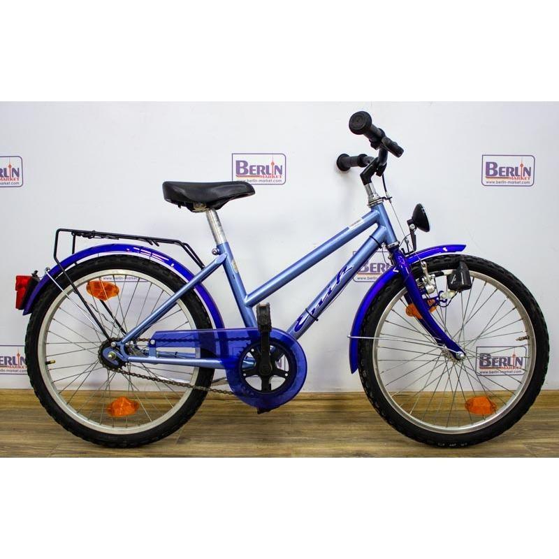 Велосипед 20 Enik детский синий