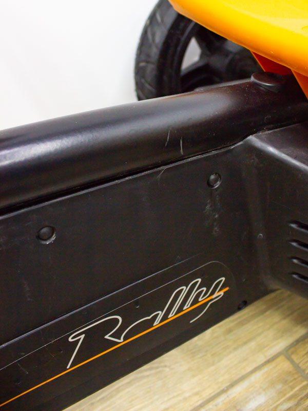 Веломобиль Berg Rally Orange BFR 24400000