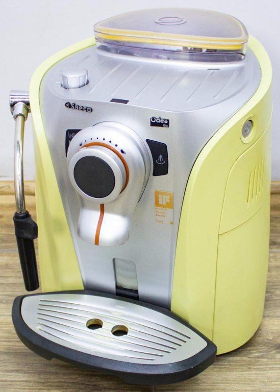 Кофе-машина Saeco Odea Go SUP 0310