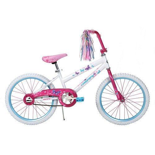 Детский велосипед 20 Huffy seastar детский белый
