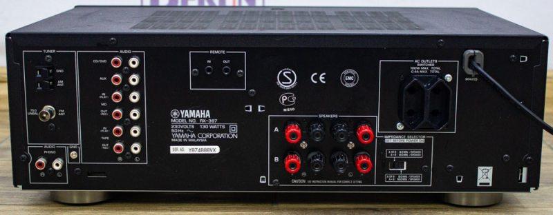 Усилитель Yamaha RX 397 - 2