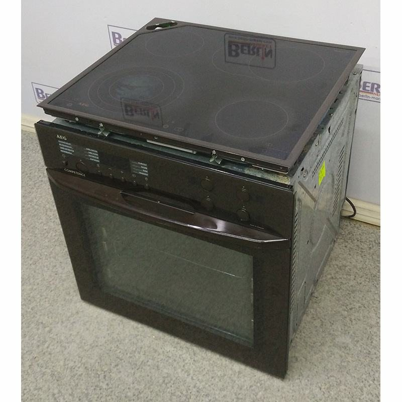 Электро Духовка AEG Competence E8110 D