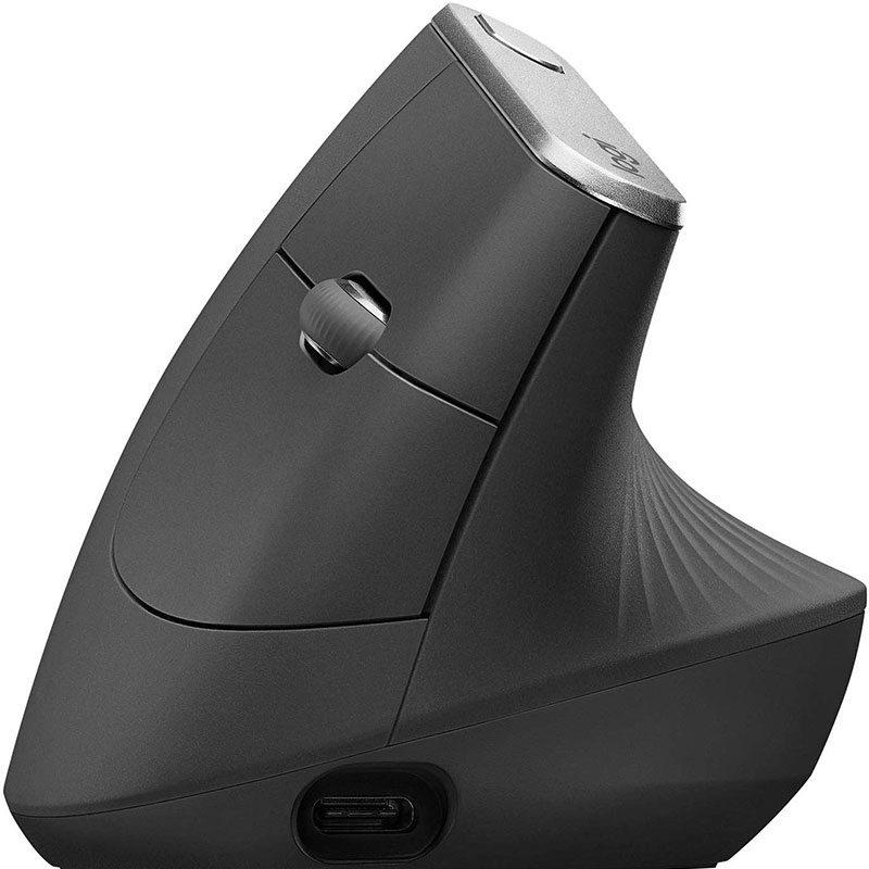 Компьютерная мышь Logitech MX Vertical 1849lzoewxc8 LPNHE318212114 б.у. 80 ф - 1