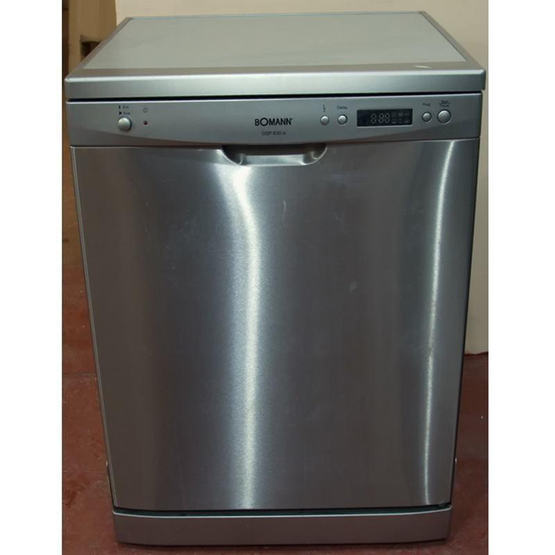 Посудомоечная машина Bomann GSP 630LX (комплект, нержавейка) 60см