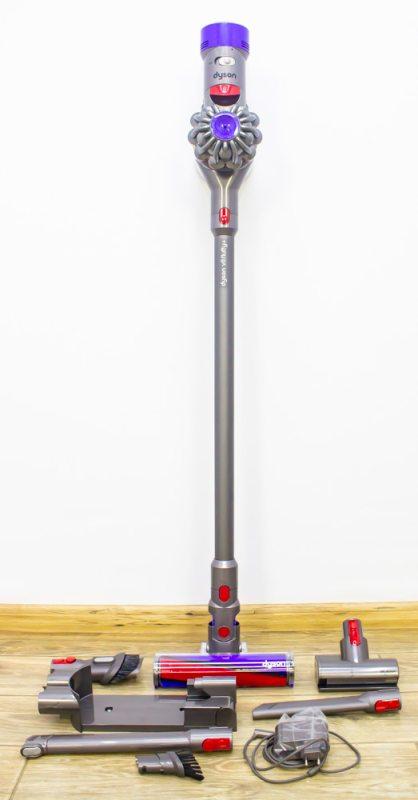 Пылесос вертикальный Dyson V8 Absolute LPNHE338743349