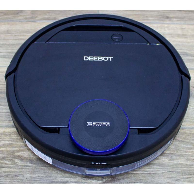 Пылесос-робот Ecovacs Deebot DG3G
