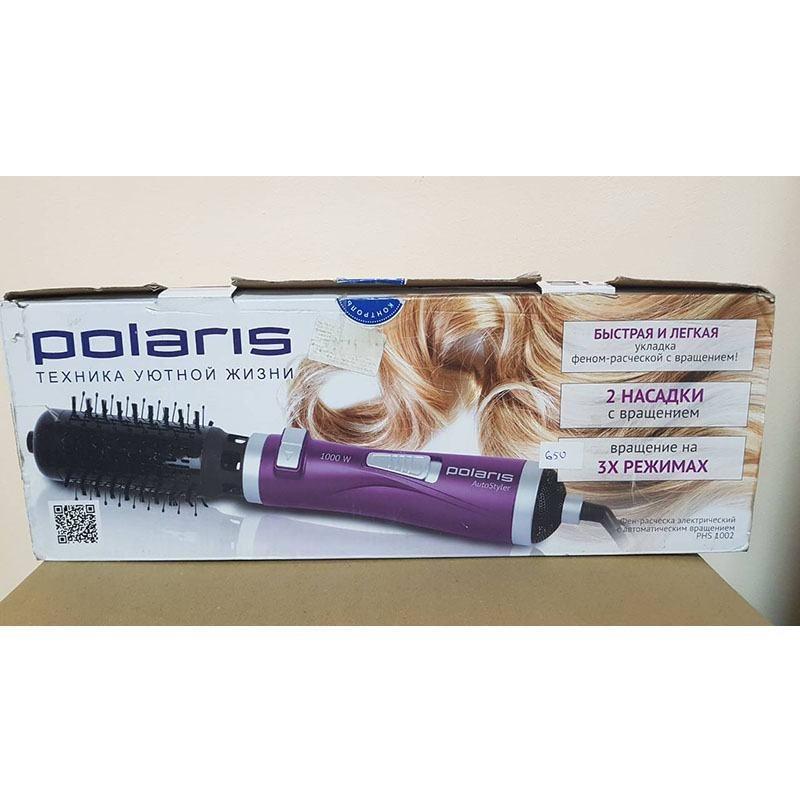 Фен-щетка Polaris PHS 1002 1000W