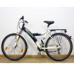 Горный велосипед 26 Pegasus Avanti черно белый алюм