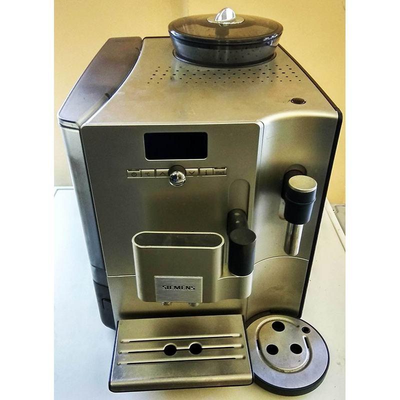 Кофемашина Siemens E Q.7 Plus FD 9011