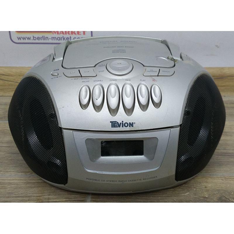 Магнитофон Tevion MD4562