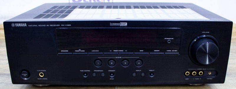 Усилитель Yamaha RX V365 - 1