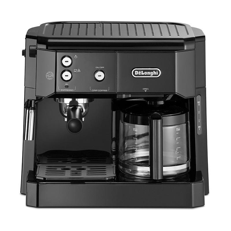 Комбинированная кофеварка DeLonghi BCO 411B - 1