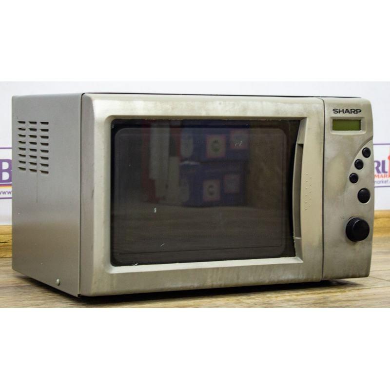 Микроволновая печь Sharp R 233IN - 3