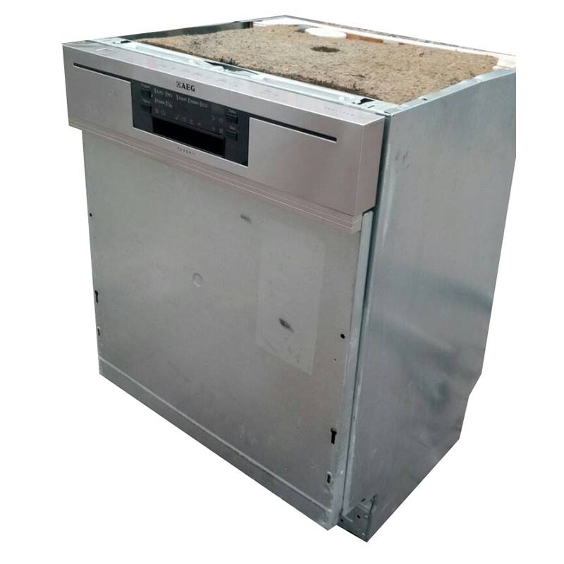 Посудомоечная машина  AEG F78009 IMOP sn 1142053 нержавейка