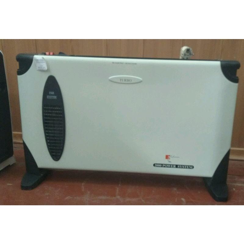 Конвектор Eldom Power System c вентилятором