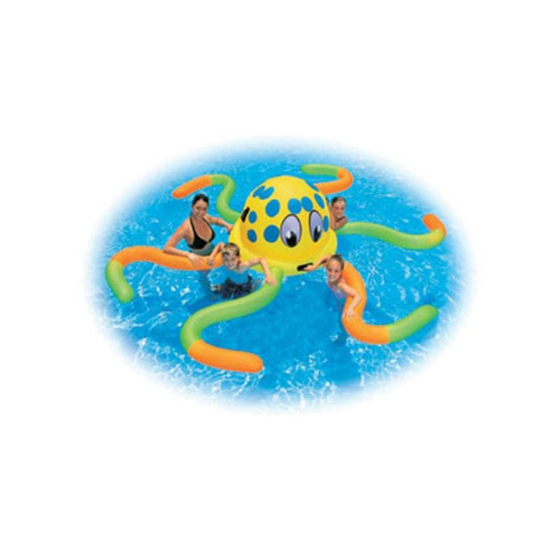 Надувной осьминог Intex Swim Centre Family Pool 229см