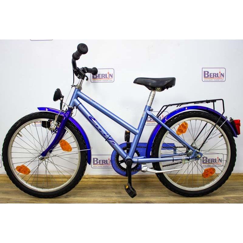 Велосипед 20 Enik детский синий - 5