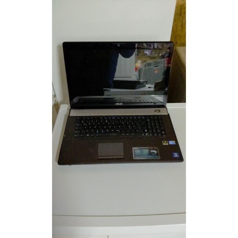Ноутбук Asus X77V - 1