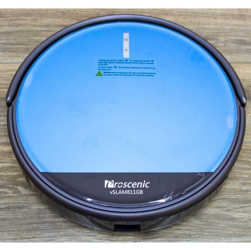 Пылесос-робот Proscenic vSLAM811GB