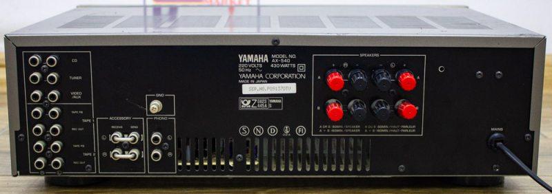 Усилитель Yamaha AX 540