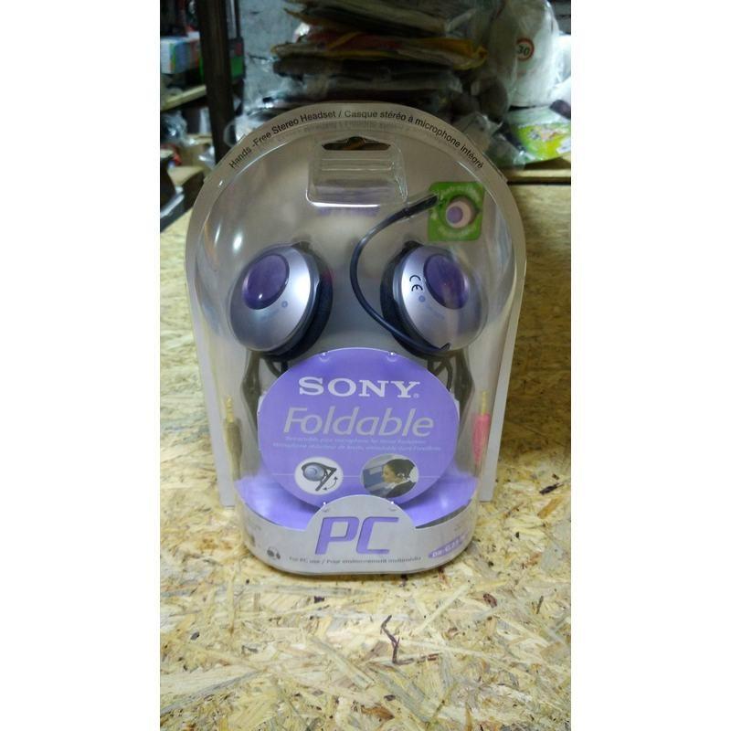 Гарнитура (наушники и микрофон) SONY DR-G250DP